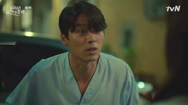 Sinopsis FULL K-Drama Memories of the Alhambra Episode 6