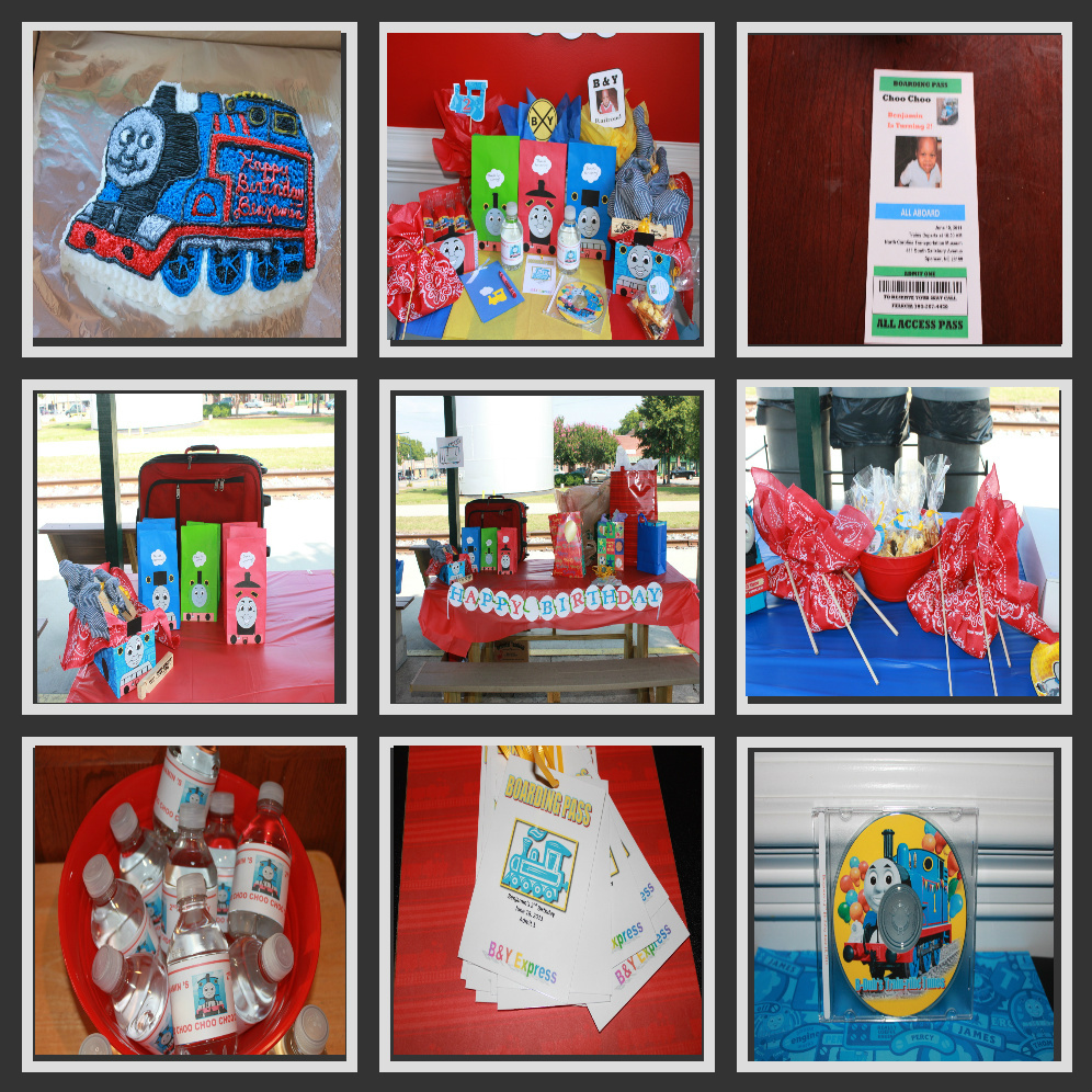 dream makers party planners and party supplies thomas the train. Black Bedroom Furniture Sets. Home Design Ideas