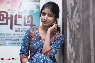 Ashmita Pictures in Salwar Kameez at Atti Movie Team Interview ~ Bollywood and South Indian Cinema Actress Exclusive Picture Galleries