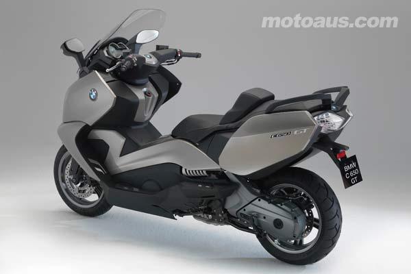 amazing motorcycle: bmw c600 sport & c600 gt