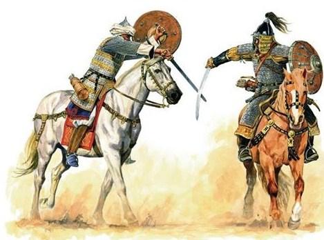 PEPERANGAN MAMALIK VS MONGOL