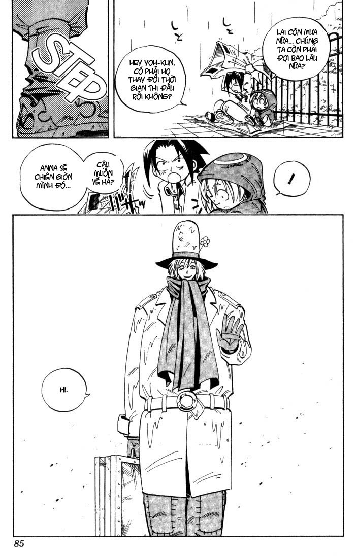 Shaman King [Vua pháp thuật] chap 39 trang 20