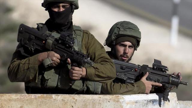 Soldados israelíes matan a tiros a joven palestino en Cisjordania