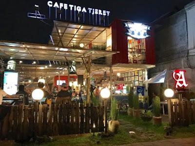 Cafe Tiga Tjeret Solo