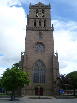 The Old Steeple, St Mary's Tower, Dundee DD1 4DG
