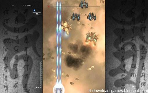 تحميل لعبة سفينة الفضاء Ikaruga لعبة اكشن واطلاق نار للكمبيوتر