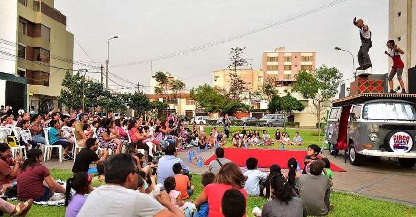 San Isidro ofrecerá funciones de teatro gratis para toda la familia