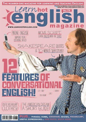 Hot English Magazine - Number 176