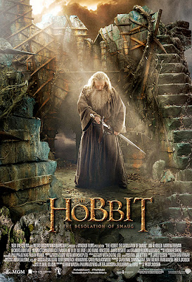 Poster cu Gandalf în Mirkwood - The Hobbit: The Desolation Of Smaug
