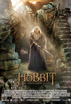 Poster cu Gandalf în Mirkwood - The Hobbit: The Desolation Of Smaug