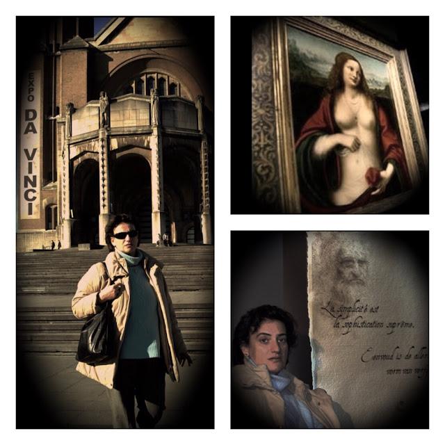 Cita con Leonardo da Vinci