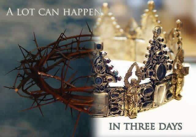 Jesus crown of thorns meaning