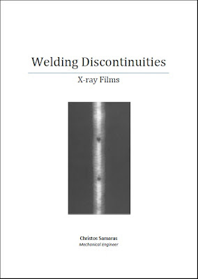 Welding Discontinuities – X-ray Films