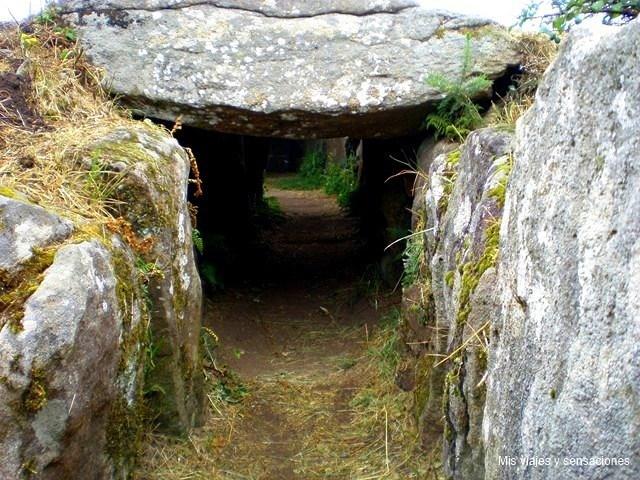 dolmenes de Kerhellegan