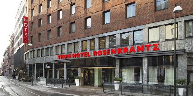 Tips hoteller i Oslo