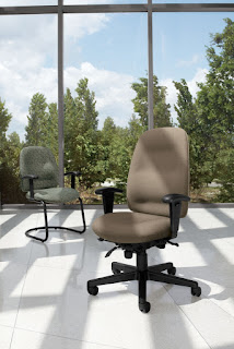 Global Total Office Granada Chair Review by OfficeAnything.com