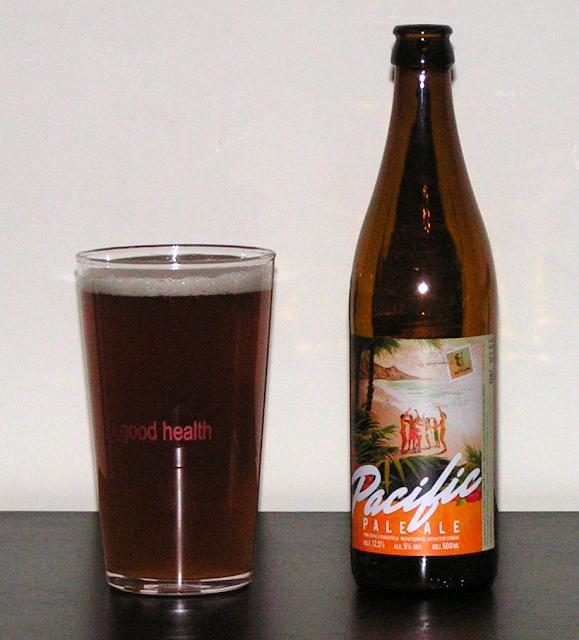 Pacific Pale Ale | Artezan