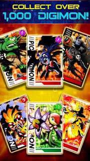 Digimon Heroes Mod APK