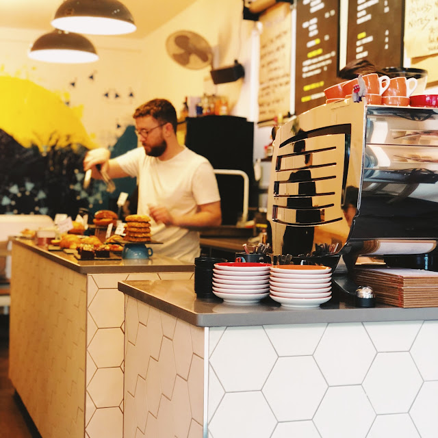 MY FAVOURITE LONDON SPOTS FOR A GOOD CUP OF COFFEE