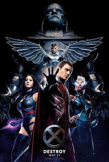 X-Men: Apocalypse - Terceiro Poster & Segundo Trailer