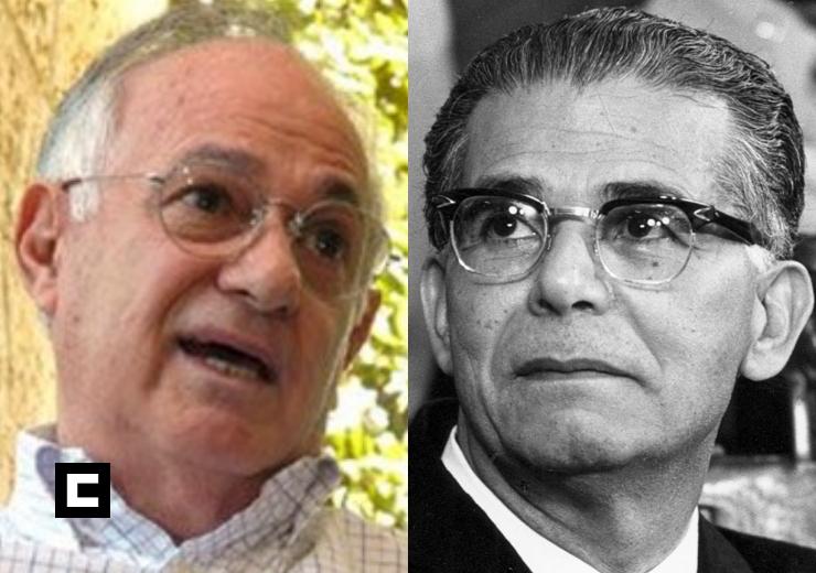 """Video: Muere Alfredo Mota Ruíz, fundador del movimiento """"Lo que diga Balaguer"""""""