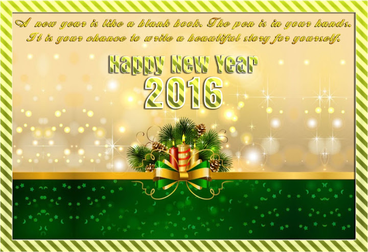 Worlds Best New Year Greetings 2016
