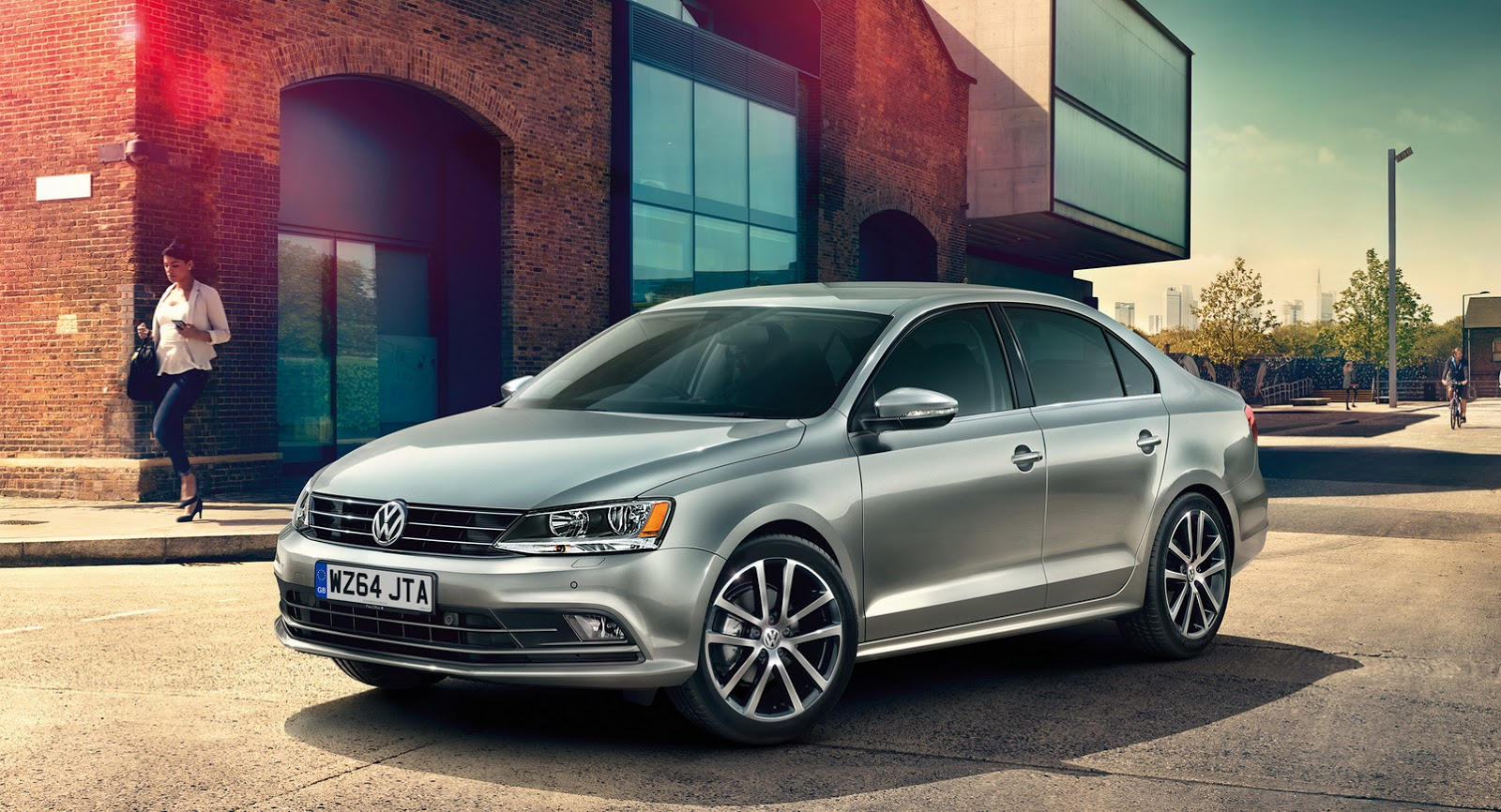 Updated 2015 VW Jetta Priced for the UK