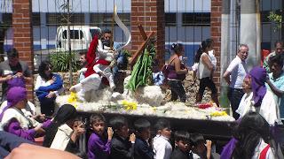 procesion infantil jesus de los desamparados