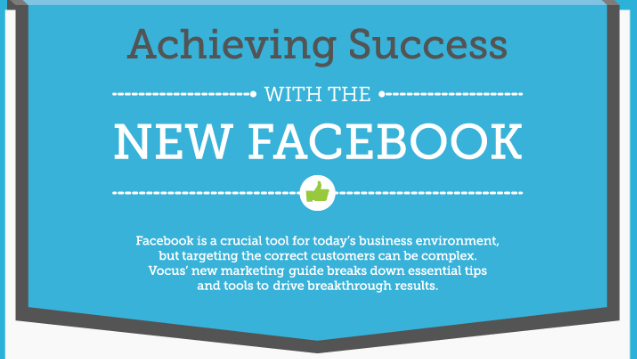 How To Promote Your Business On Facebook [Infographic]
