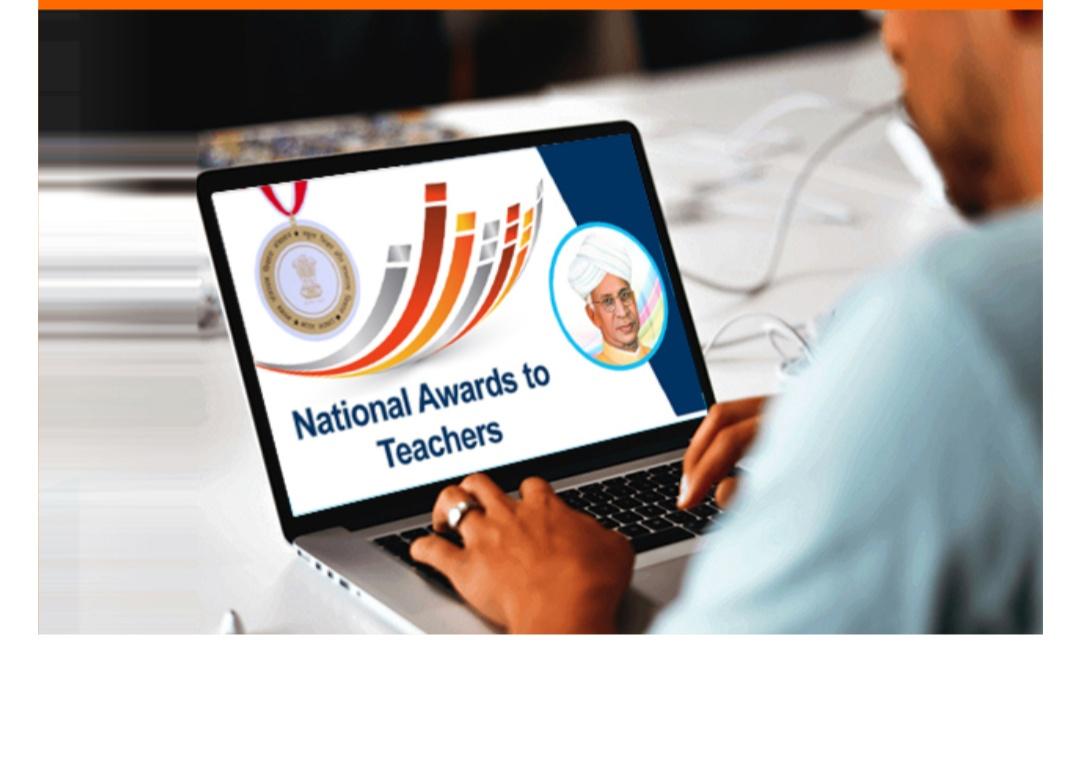 MHRD-National Awards To Teachers