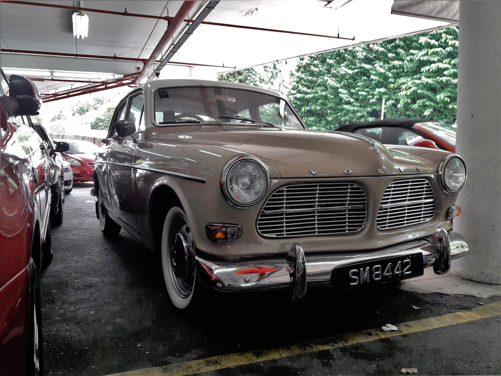 Singapore Vintage and Classic Cars: More than an old car #53: Volvo ...