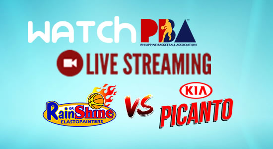 Livestream List: Kia vs ROS game live streaming January 20, 2018 PBA Philippine Cup