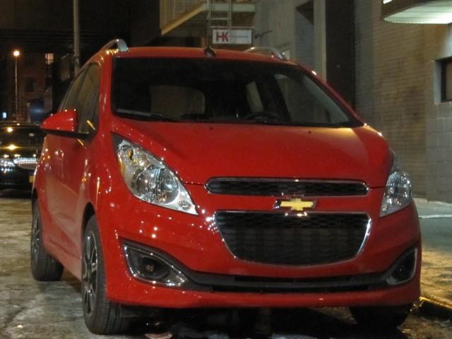 Chevy Spark Gas Mileage >> Alt Energy Autos: 2013 Chevrolet Spark: Gas Mileage Test