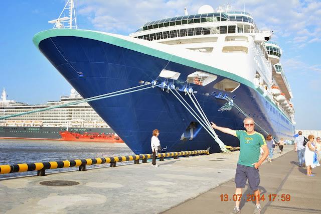 gemiyle baltık turu