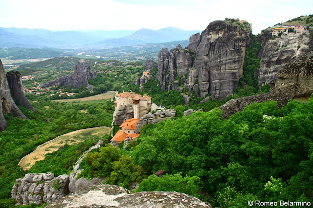 Meteora Tripology Adventures Off-Road Trip Central Greece