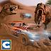 Car Racing In Dino World