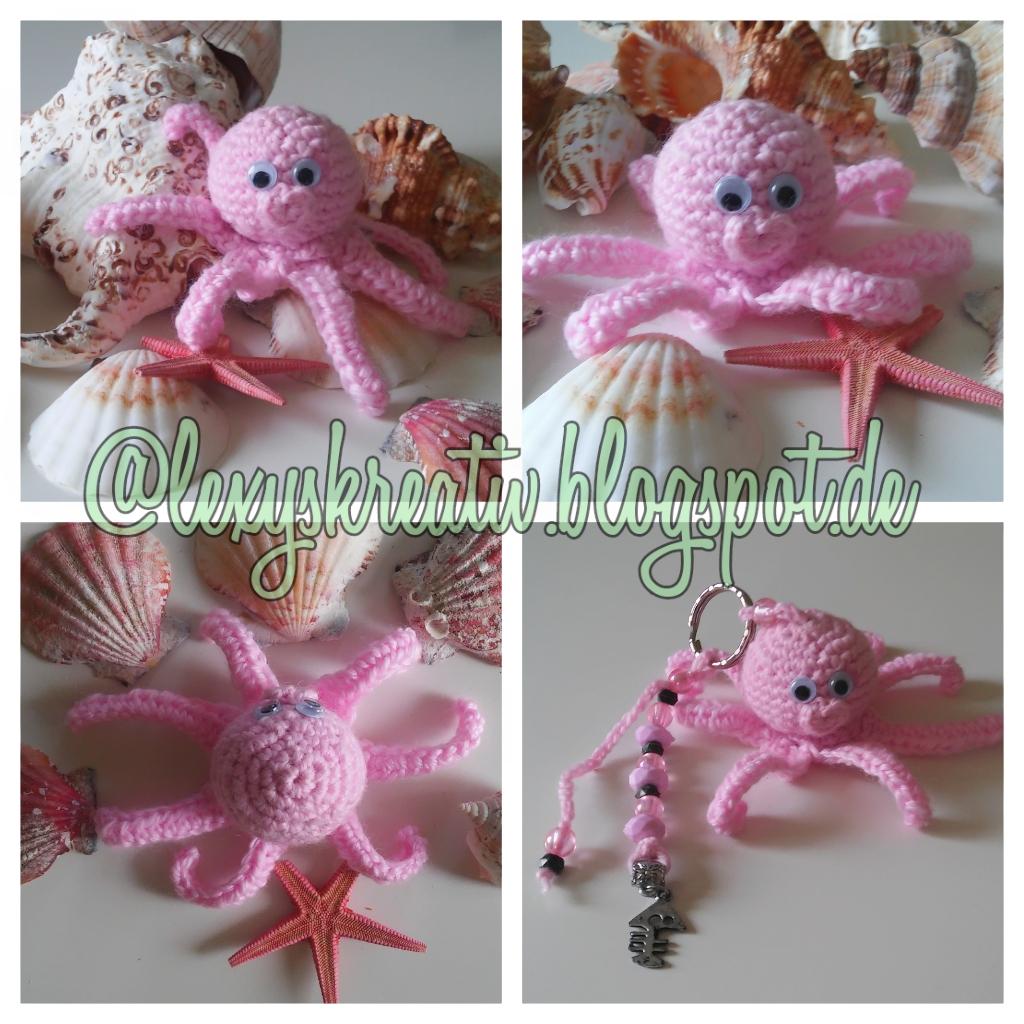 Amigurumi Octopus Baby Toy Free Pattern   Kraken häkeln   1024x1024