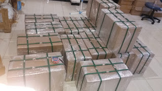 Shipment air freight Balikpapan to Shanghai China