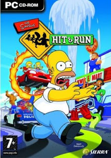 The Simpsons Hit And Run (PC) 2003