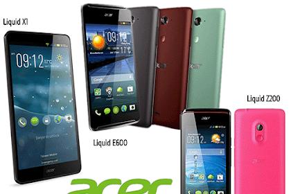 Menilik Hp Acer Termurah yang Dilengkapi Jaringan 4G LTE