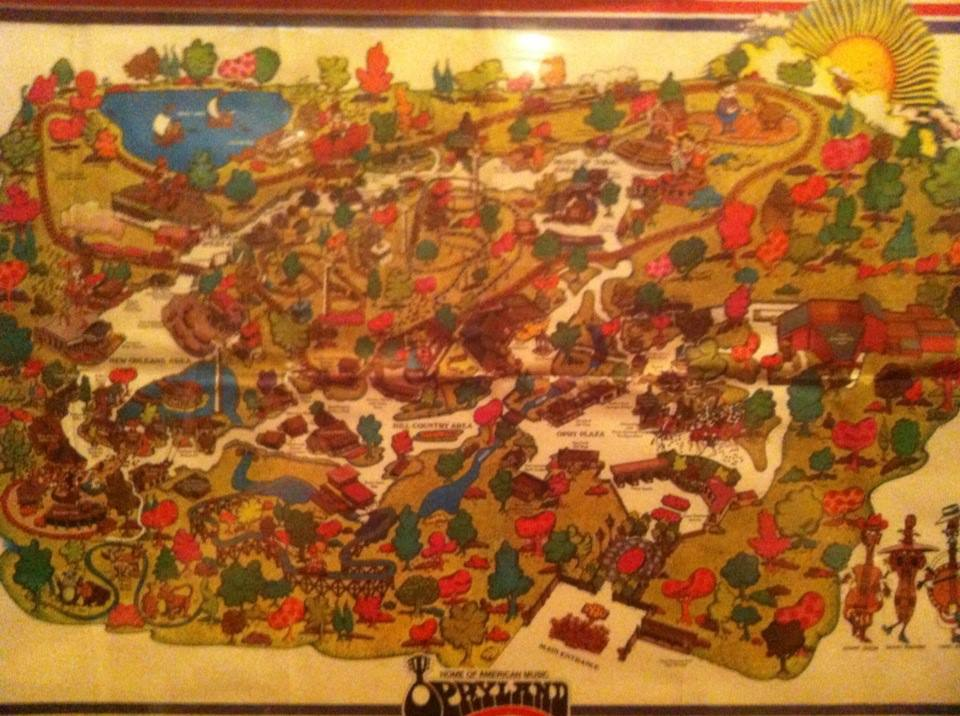 Opryland Usa Map.Theme Parks In Usa Map Mapusa Ticketsbox Us