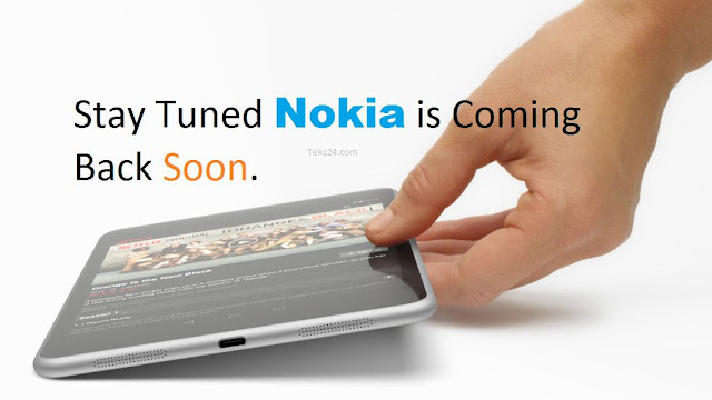Nokia Coming back in Mobile Industry with HMD Global