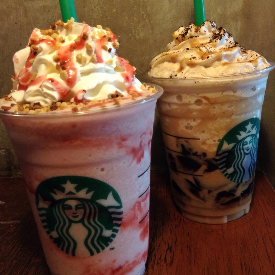 Starbucks Philippines Price List Food