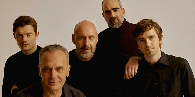Way Down, Jaume Balagueró, José Coronado, Freddie Highmore, Liam Cunningham