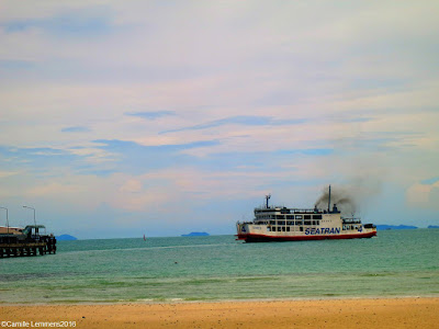 Koh Samui, Thailand daily weather update; 20th August, 2016