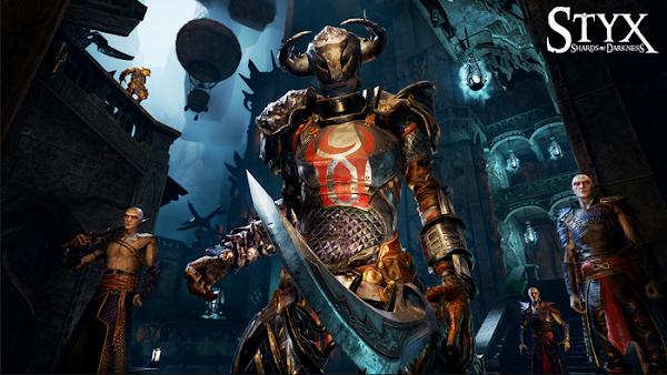 Styx: Shards of Darkness Screenshot