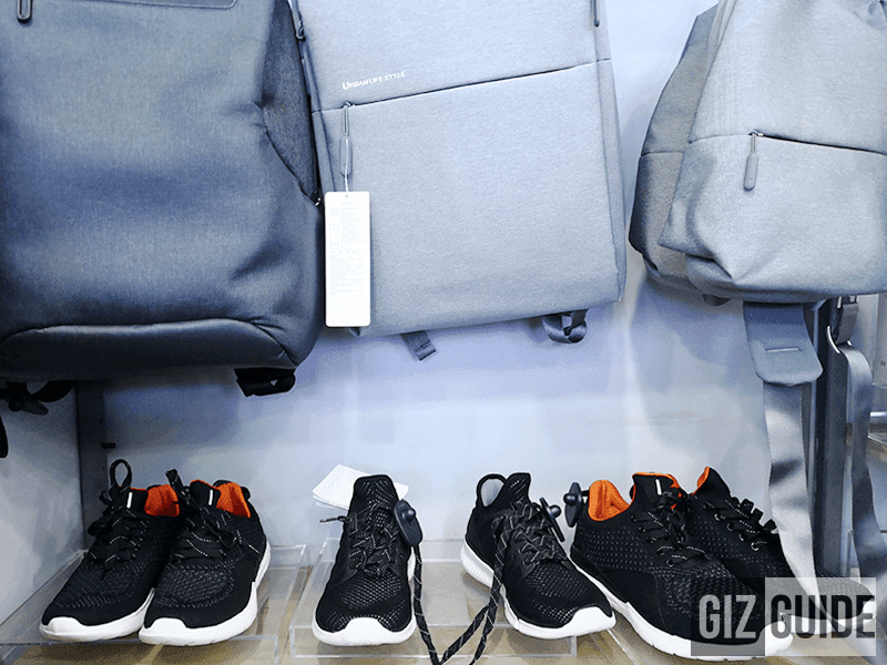 Xiaomi bags and shoes!