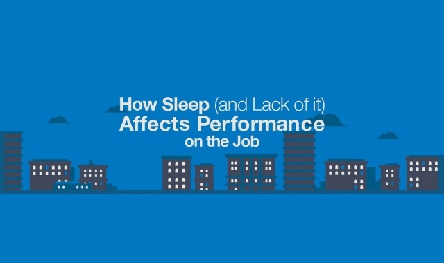 How Sleep (And Lack Of It) Affects Performance On The Job