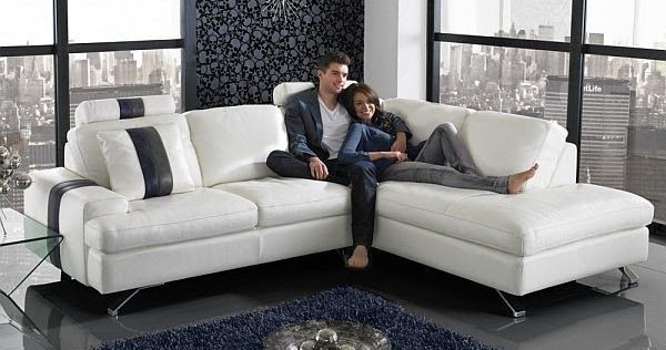 Sofa L Untuk Ruang Keluarga