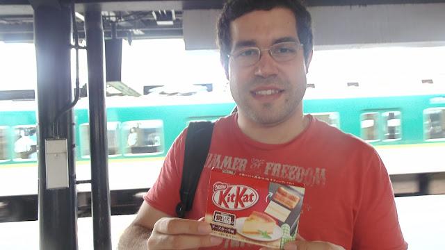 Kit Kat do Japão